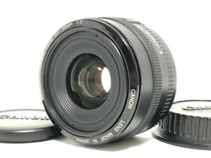 【Near MINT 】Canon EF 35mm f/2 AF Wide Angle Lens Canon EOS Mount from Japan 735