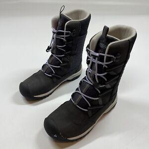Keen Kids Hoodoo Waterproof Insulated Snow Boots Winter Size US 1