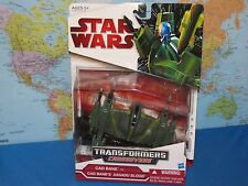 STAR WARS TRANSFORMERS CROSSOVERS CAD BANE TO CADE BANE'S XANADU BLOOD BRAND NEW