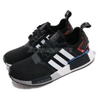 adidas Originals NMD_R1 Japan Pack Boost Black White Blue Red Men Shoes EF2357