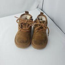 Neumel Ugg Baby Toddler Boots Size 6