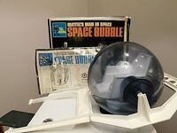 "MAJOR MATT MASON SPACE BUBBLE 1968""COLLECTOR GRADE""BOX & INSTRUCTIONS""WOW !!!"