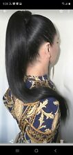 Human Hair  Wrap Around Ponytails
