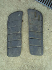 John Deere ride on mower rubber foot mats