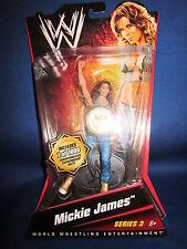WWE Matte Mickie James 1 of 1000 #749 of 1000 Series 3 Sealed