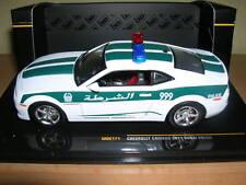 Ixo Chevrolet Camaro dubai policía Police año de construcción 2011 1:43 artículo moc171