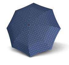 Knirps T.703 Stick Automatic Regenschirm Kelly Blue UV-Protection Blau Neu