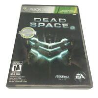 Dead Space 2 (Microsoft Xbox 360, 2011) Complete