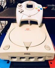 Sega Dreamcast Console (NTSC) With Controller