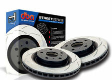 DBA PAIR T2 Slotted Front Rotors FOR Ford Mustang 05-06 316mm DBA2113S x2