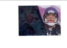 1997 CE Masters DARNELL AUTRY Chicago Bears Crucibles Rookie Insert Card