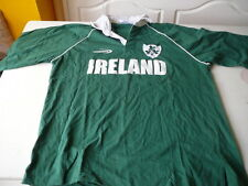maillot de  rugby Polo Equipe d'Irlande Ireland Lansdowne L jersey