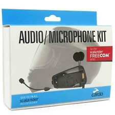 Cardo Scala Rider Hybrid & Corded Microphone Audio Kit for Freecom 1, 2, 3 & 4