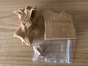"""Necronomi-Concepts Lycanthrope Resin Kit 1991 """"Rare & Out of Production"""""""