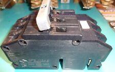 PERFECT ZINSCO/ SYLVANIA/ GTE CAT. Q2430100  100A, 3P PLUGIN CIRCUIT BREAKER
