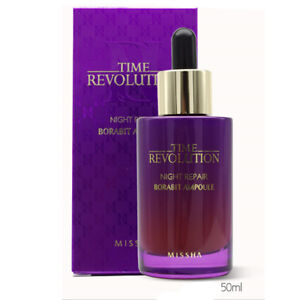 Missha Time Revolution Night Repair Science Activator Concentrated Ampoule_50ml