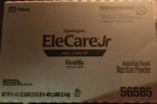 New listing Elecare jr vanilla case