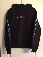 Shadow Hill USA men's/unisex pullover gradient energy hoodie medium pocket
