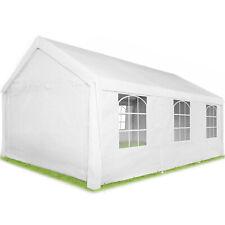 Pavillon 6x4m wasserdicht Partyzelt Garten Party Camping Fest Zelt + Seitenteile
