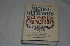Michel Guerard's Cuisine Minceur by Michel Guerard (1977, Hardcover)