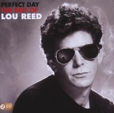 LOU REED (PERFECT DAY - VERY BEST OF 2CD SET SEALED + FREE POST)