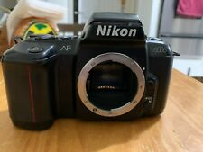 Nikon N6006 35mm autofocus SLR BODY ONLY, tested, excellent condition!