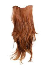 Postiche - 7 Attache, Demi-perruque rouge, cuivre H9505-30 Clip Extension 60 cm