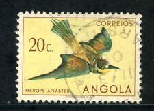 1951 - ANGOLA - 20c. UCCELLI - USATO - LOTTO/29005