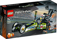 42103 LEGO Technic Dragster 225 Pieces Age 7 Years+