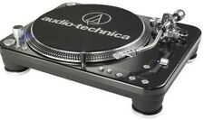More details for audio technica at-lp1240-usb professional direct drive dj turntable