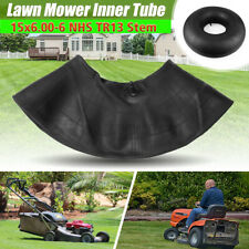 15x6.00-6 Lawn Mower Inner Tube TR13 for Garden Ride Tractor Golf ATV Tire
