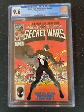 Marvel Super Heroes Secret Wars 8 CGC 9.6 WHITE PAGES
