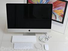 "iMac 27"" 3.5 GHz i7 (Late 2013), 24 GB RAM, 1 TB SSD, Magic Keyboard & Mouse"