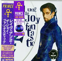 PRINCE-RAVE UN2 THE JOY FANTASTIC-IMPORT 2 LP WITH JAPAN OBI Ltd/Ed O23