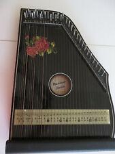 Alte Zither Made in Germany Zupfinstrument Musik Instrument