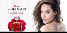 Guerlain Mon Bloom Rose Eau de Toilette 100ml vaporizador Mujer