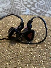 QDC Anole VX Limited Edition Moon Audio Earbuds  No Reserve Auction