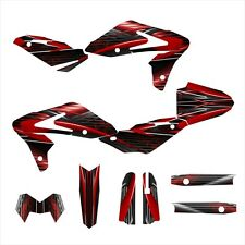 Husqvarna SM 610 graphics 2005 2006 2007 2008 2009 2010 sticker kit #3333 Red