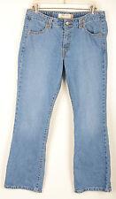 "525 Levis WOMENS Size 12 M Boot Cut Stretch Jeans Cotton/Spandex 30"" Inseam"