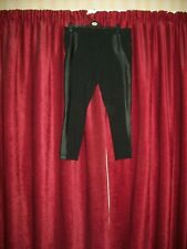 *** STAR JULIEN MCDONALD BLACK DETAULED JEGGINGS SIZE 20***
