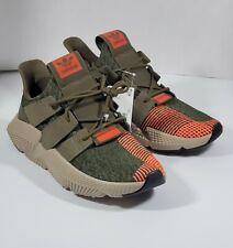 Adidas Originals Prophere  Men's Shoes Size: 11.5 Trace Olive/Trace Olive/Solar