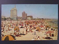 Long Beach California Union Oil 76 Gasoline Advertising Vintage Postcard c1950s