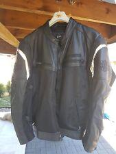 Harley Davidson Leder-Textiljacke in 3XL Herren