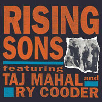 RISING SONS - FEATURING TAJ MAHAL & RY COODER (1992) - CD BRAND NEW STILL SEALED