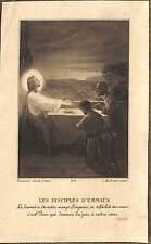 """PARIS ST ALEXANDRE DE JAVEL """" IMAGE RELIGIEUSE """" FABIEN FRADELLE 1917"""