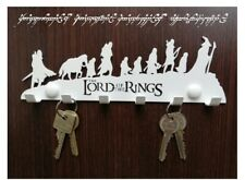 The Lord of the Rings KEY HOLDER , Wall  Decor, Metal Art, Gift key hanger