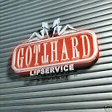 GOTTHARD-Lipservice  Digipack   Bonus Video Track CD!!