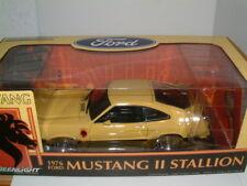 1/18 1976 FORD MUSTANG II `STALLION` ,GREENLIGHT.