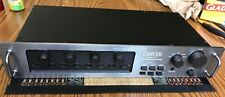 CARVER C-1 Preamp Faceplate, Grey with Handles and Hardware