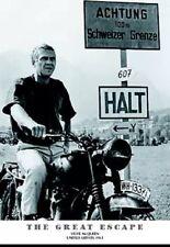 "Steve McQueen - The Great Escape Poster Maxi size 24""x36"""